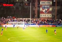AUYD Beasts @ FC Dallas!